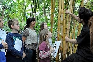 Außflugsziel Biosphäre Potsdam