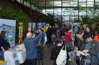 Feriencampmesse Biosphäre Potsdam
