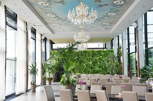 Restaurant Urwaldsee Potsdam