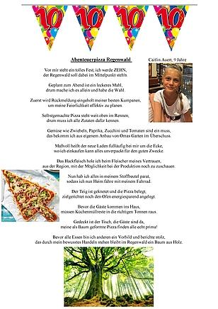 Sommerferien, Biosphäre, Gewinnspiel