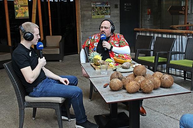 Radio Regenwald, Radiosendung, Potsdam